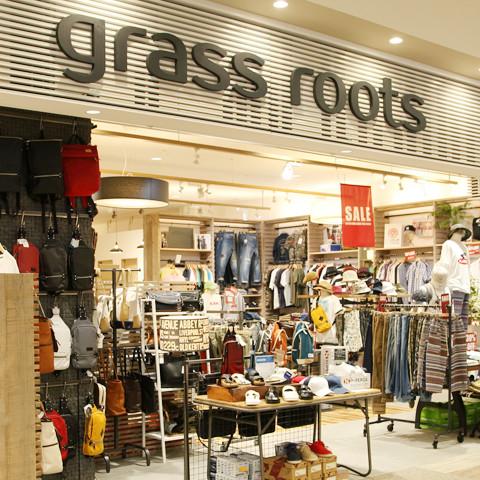 grass rootsイメージ